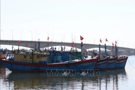 Quảng Trị lắp đặt thiết bị giám sát hiện đại trên tàu cá