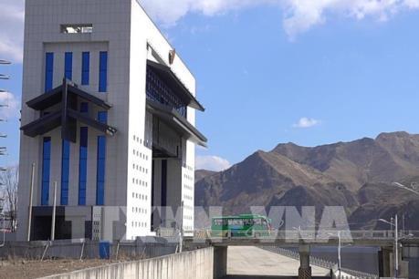 Trung Quốc và Triều Tiên chính thức thông cầu mới qua biên giới