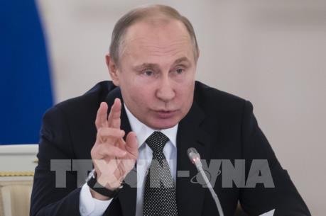 Tổng Thống Nga nhấn mạnh cam kết tăng cường hợp tác với các nước Bắc Cực