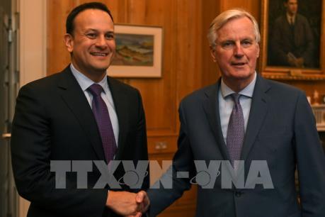 EU hoàn toàn ủng hộ Ireland ngay cả Brexit không thỏa thuận