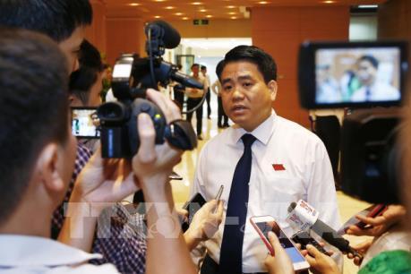 Chủ tịch Hà Nội thông tin về kỳ thi tuyển cho giáo viên hợp đồng