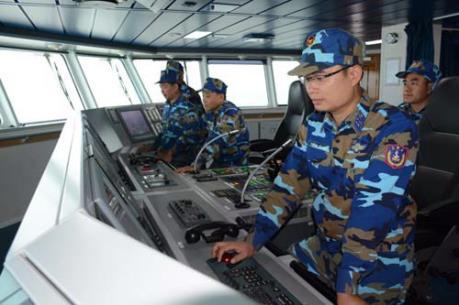 Giám sát thực thi Hiệp định hợp tác nghề cá Vịnh Bắc Bộ