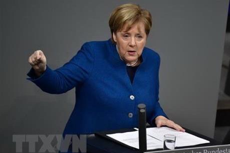 Thủ tướng Đức: Anh lùi thời hạn rời EU tới đầu năm 2020 là điều có thể