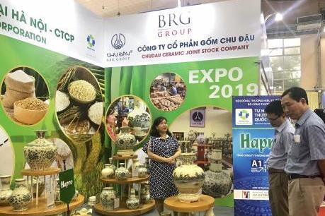 Hapro tăng cường xúc tiến thương mại tại  Vietnam Expo 2019