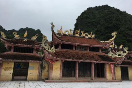 Hỏa hoạn thiêu rụi chùa Thanh Sơn, thiệt hại tới 700 triệu đồng