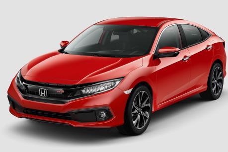 Honda Việt Nam chốt giá Civic 2019 từ 729 triệu đồng