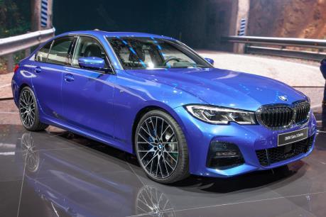 BMW's 3 Series được kỳ vọng lấy lại vị thế tại thị trường Hàn Quốc