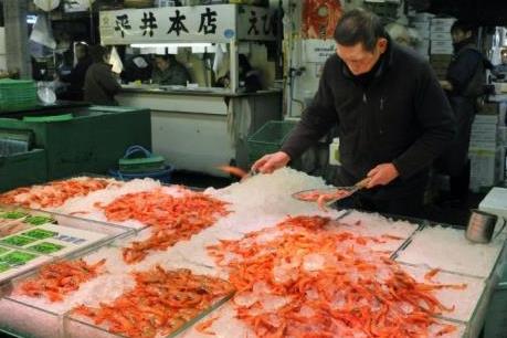 WTO ủng hộ viêc Hàn Quốc cấm nhập khẩu hải sản Nhật Bản