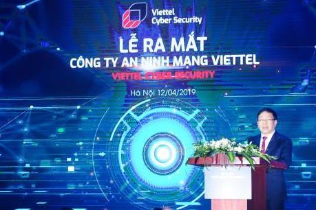 Viettel thành lập Công ty An ninh mạng