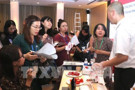 Doanh nghiệp Nhật Bản tìm cơ hội hợp tác tại TP.HCM