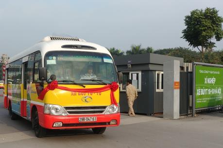 Lộ trình tuyến xe buýt 10B Hà Nội mới nhất năm 2019