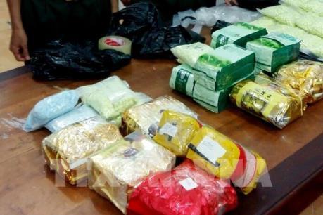 An Giang bắt giữ vụ vận chuyển ma túy lớn nhất từ trước tới nay