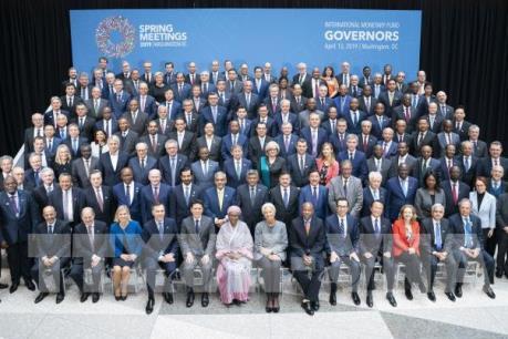 Hội nghị mùa Xuân IMF-WB: IMF cam kết tăng khả năng phục hồi nền kinh tế