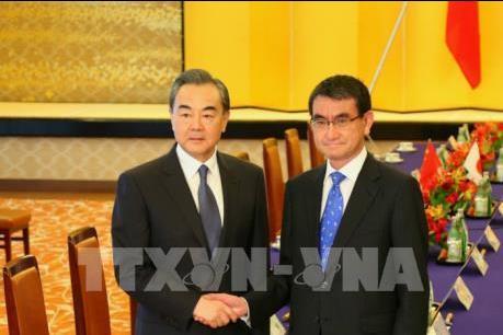 Nhật Bản và Trung Quốc đối thoại về các vấn đề kinh tế, thương mại và đầu tư