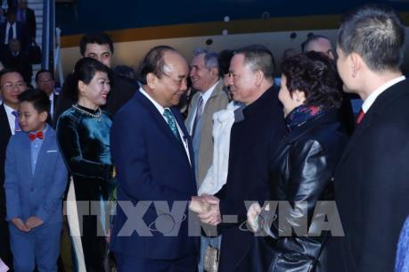 Thủ tướng Nguyễn Xuân Phúc thăm tỉnh Prahova của Romania