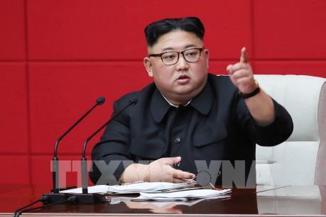 Triều Tiên họp chính phủ mở rộng về tình hình kinh tế