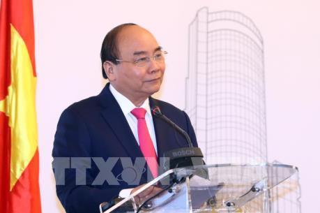 Thủ tướng Nguyễn Xuân Phúc: Phải có tăng trưởng đột biến trong quan hệ Việt Nam– Romania
