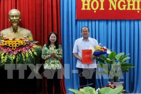 Ông Nguyễn Thanh Bình được giao quyền Chủ tịch UBND tỉnh An Giang