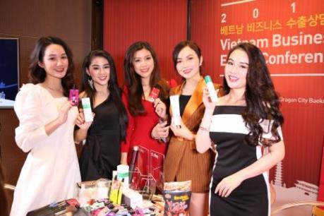 VTVcab hợp tác quảng bá, phân phối các sản phẩm Hàn Quốc