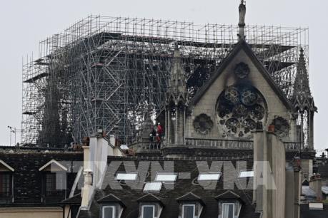 Nhà thờ Đức Bà Paris sẽ phải đóng cửa trong 5 năm để tái thiết