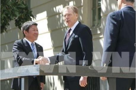 Mỹ và Nhật Bản đàm phán về vấn đề nông nghiệp nhạy cảm