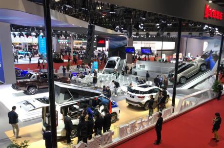 Cơ hội để loạt hãng xe hơi đình đám thế giới trình làng