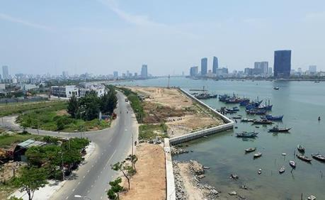 Thông tin chính thức về dự án Bất động sản và Bến du thuyền ven sông Hàn