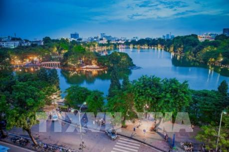 OANA 44: Phong cảnh thành phố Hà Nội