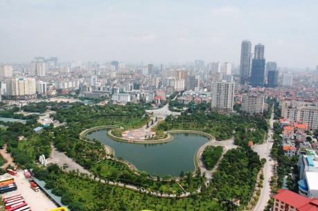 Quy hoạch đất chi tiết phường Dịch Vọng Hậu, Cầu Giấy, Hà Nội