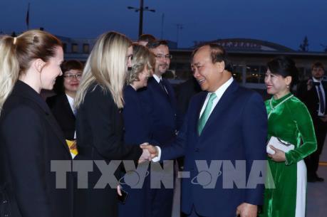 Thủ tướng Nguyễn Xuân Phúc kết thúc tốt đẹp chuyến thăm chính thức Romania và Cộng hòa Séc