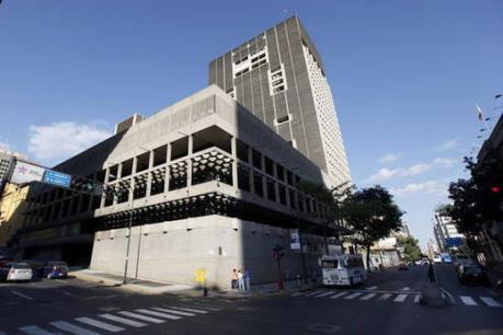 Bộ Tài chính Mỹ áp lệnh trừng phạt lên Ngân hàng trung ương Venezuela