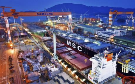 BoK hạ dự báo tăng trưởng kinh tế Hàn Quốc