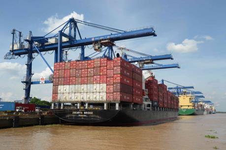 Quý đầu năm, lượng hàng hóa qua cảng biển Việt Nam tăng 7%