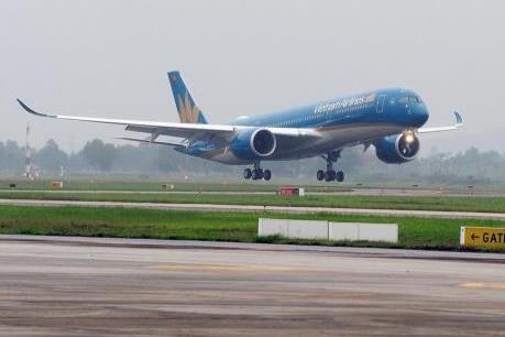 Vietnam Airlines sắp có dịch vụ làm thủ tục lên máy bay qua điện thoại