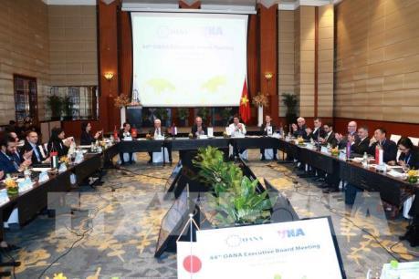 OANA 44: Các hãng thông tấn ấn tượng về công cuộc đổi mới, phát triển Việt Nam