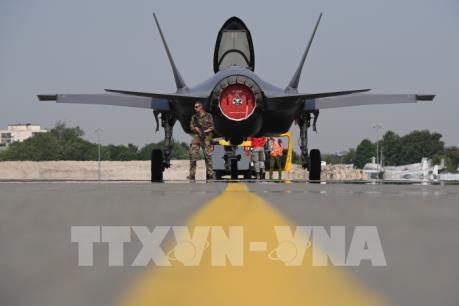 Nhật Bản duy trì kế hoạch mua chiến đấu cơ F-35 của Mỹ
