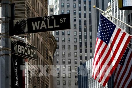Thị trường chứng khoán Mỹ trồi sụt thất thường trong tuần qua