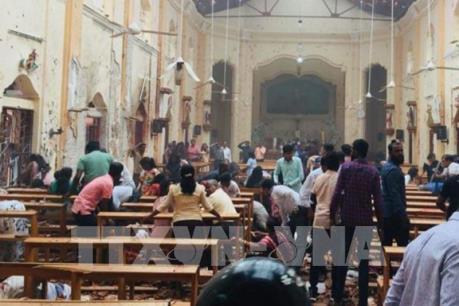 Nổ ở Sri Lanka: Hơn 120 người thiệt mạng