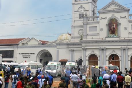 Chưa có thông tin về mối liên hệ giữa vụ nổ tại Sri Lanka với vụ thảm sát tại Christchurch
