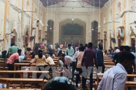 Vụ đánh bom ở Sri Lanka: TBT, CTN Nguyễn Phú Trọng gửi điện chia buồn