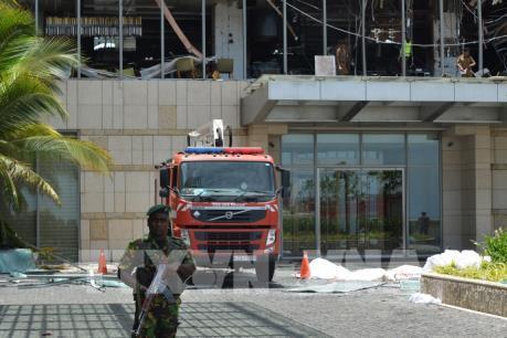Chưa ghi nhận công dân Việt Nam bị ảnh hưởng trong vụ nổ tại Sri Lanka