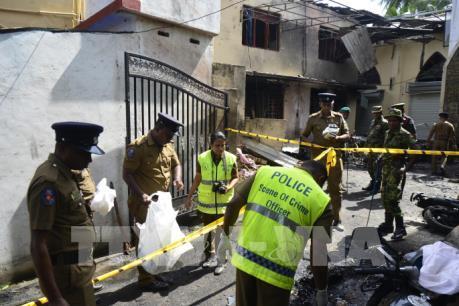 Chính phủ Sri Lanka ban bố lệnh giới nghiêm ở Colombo