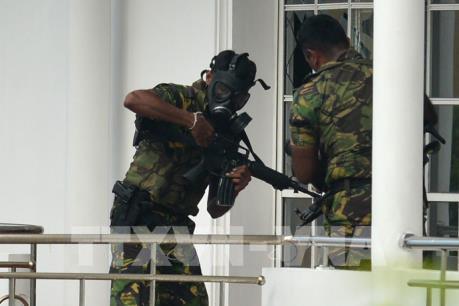 Nổ ở Sri Lanka: Thông tin ban đầu về kẻ đánh bom liều chết tại khách sạn