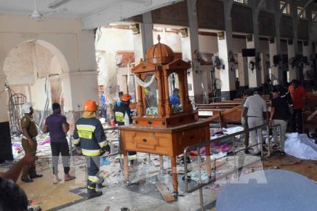 Nổ ở Sri Lanka: IS nhận là thủ phạm