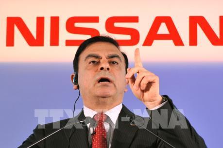 Lợi nhuận ròng của Nissan sụt giảm 57%