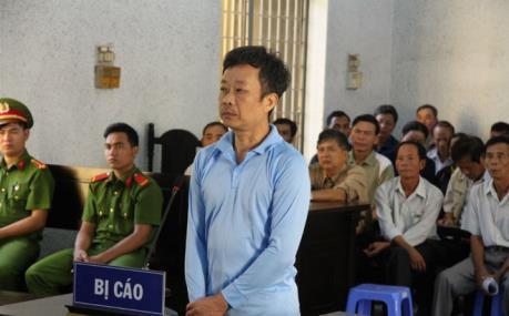 Phạt tù chung thân nguyên Thượng tá công an lừa đảo chiếm đoạt tài sản