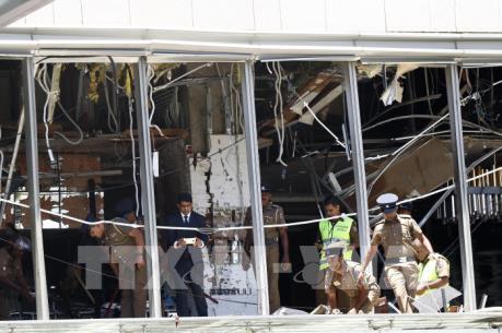 """Có sự dính líu của """"mạng lưới quốc tế"""" trong vụ nổ ở Sri Lanka:"""