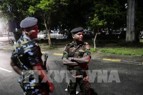 Sri Lanka ban bố tình trạng khẩn cấp trên toàn quốc từ đêm 22/4