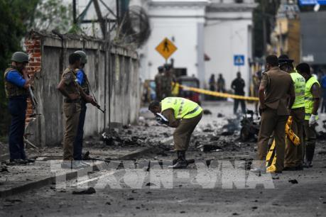 Sri Lanka vô hiệu hóa một thiết bị nổ tại nhà hàng