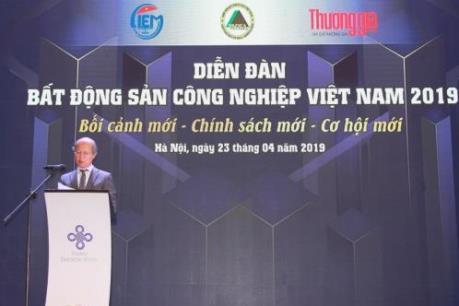 Lợi thế của Việt Nam trong thu hút, phát triển bất động sản công nghiệp